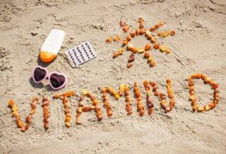 загар и витамин Д